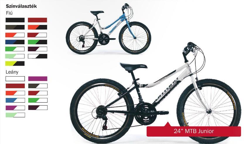 kerékpár montana revo 24 junior