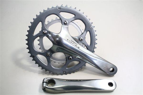 kerékpár shimano fc-m 4550 kompakt hajtómű