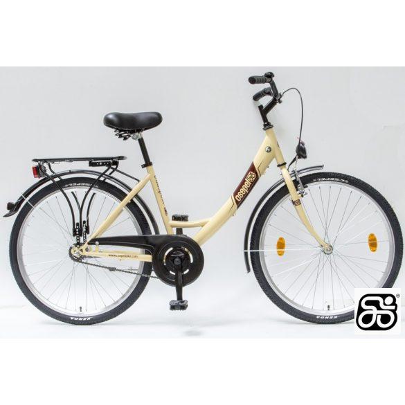 """Csepel Bdapest A 26"""" női kerékpár"""