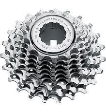 kerékpár campagnolo veloce fogaskoszorú